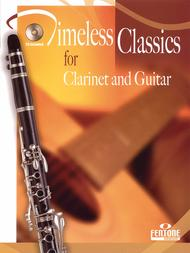 Timeless Classics for Clarinet and Guitar