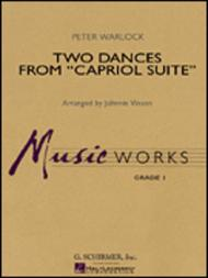 Two Dances from Capriol Suite