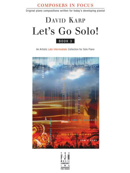 Let's Go Solo!, Book 3
