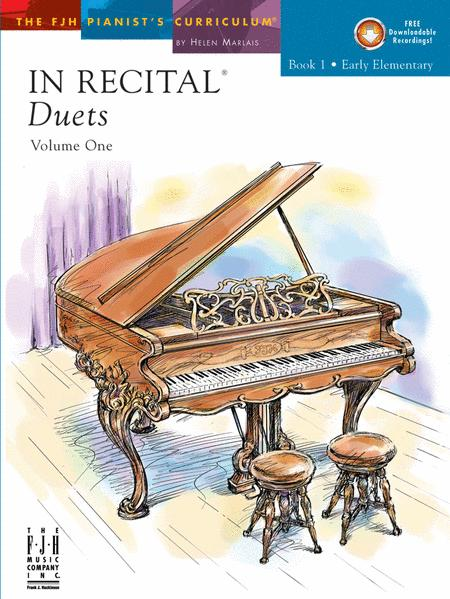 In Recital Duets, Volume One, Book 1 (NFMC)
