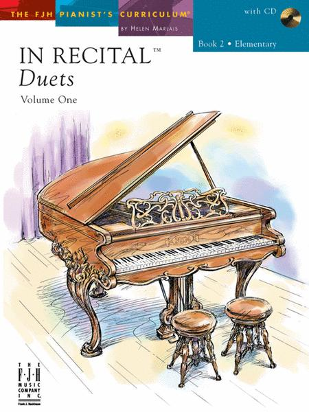 In Recital! Duets, Volume One, Book 2