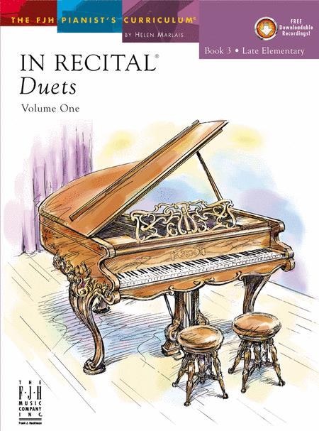 In Recital Duets, Volume One, Book 3 (NFMC)