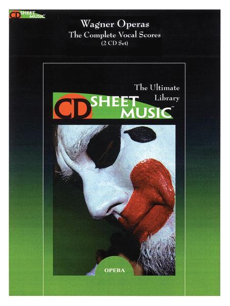 Wagner Opera Vocal Scores (Version 2.0)