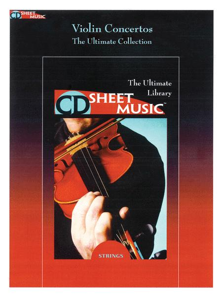 Violin Concertos: The Ultimate Collection (Version 2.0)