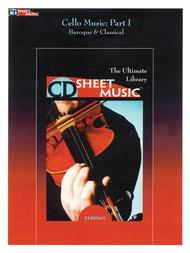 Cello Music: The Ultimate Collection, Part I (Version 2.0)