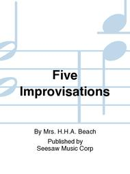 Five Improvisations