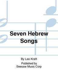 Seven Hebrew Songs