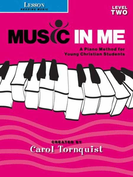 Music in Me - Hymns & Holidays Level 2