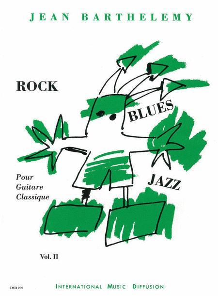 Rock Blues Jazz - Volume 2