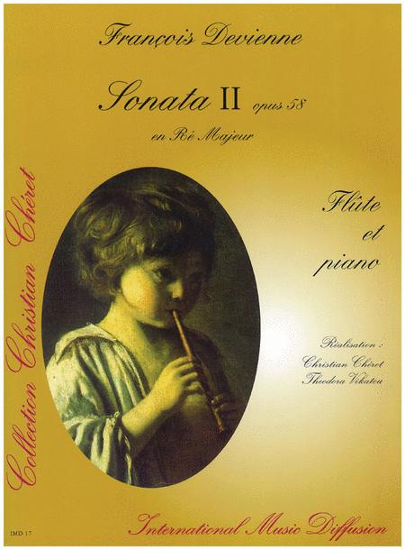 Sonate II in Re Major Op. 58