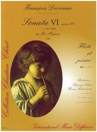 Sonate for Violin in Re Major Op. 68