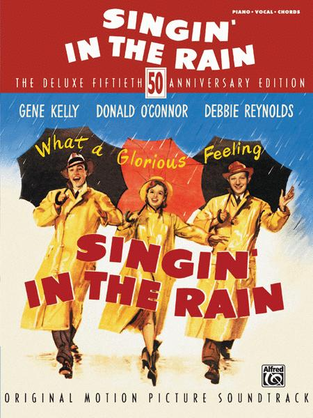 Singin' in the Rain  Deluxe 50th Anniversary Edition