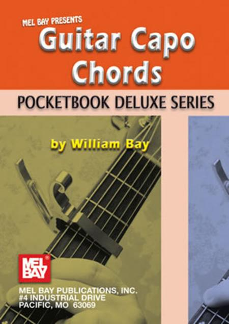 Guitar Capo Chords, Pocketbook Deluxe Series