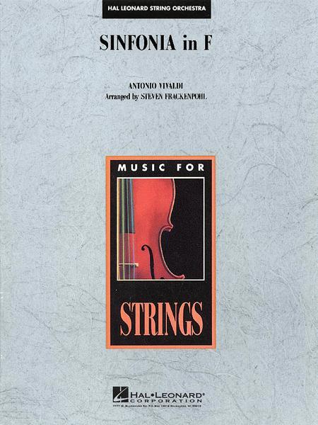 Sinfonia in F