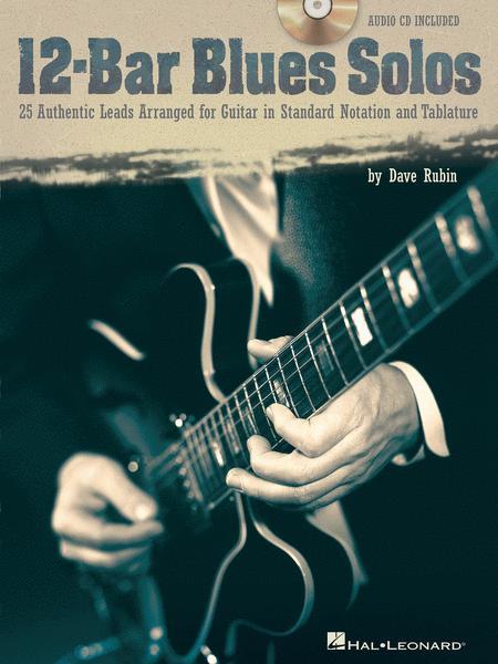 12-Bar Blues Solos