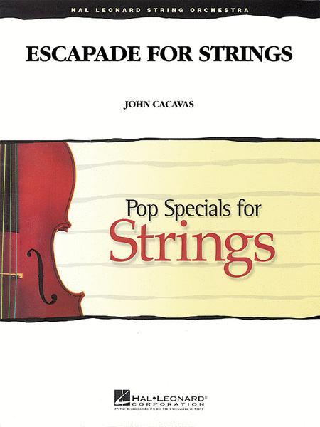 Escapade for Strings