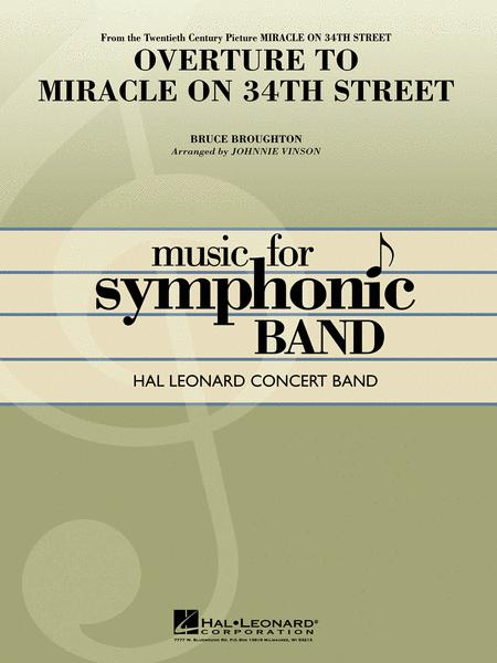 Overture to Miracle on 34th Street