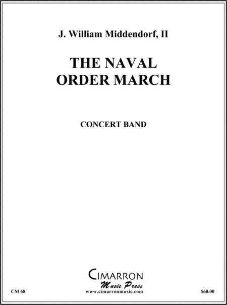The Naval Order March