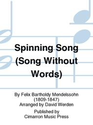 Spinning Song (Song Without Words)