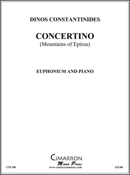 Concertino: Mountains of Epirus