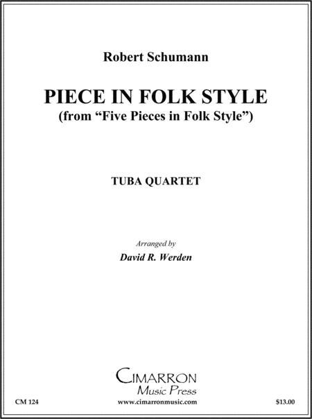 Piece in Folk Style