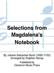 Selections from Magdalena's Notebook
