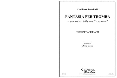 Fantasia La Traviata, Op. 146