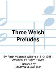 Three Welsh Preludes