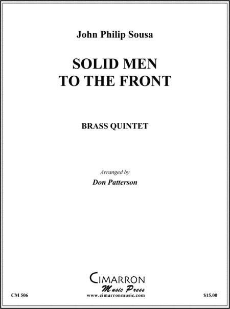 Solid Men to the Front
