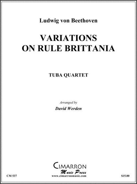 Rule Britannia (4 variations)