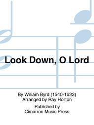 Look Down, O Lord
