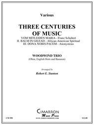 Three Centuries of Music