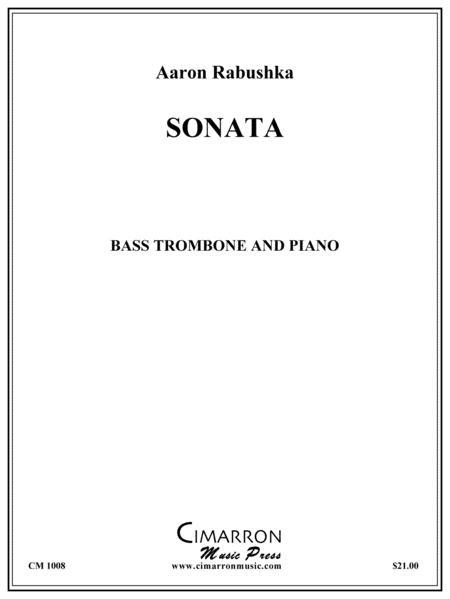 Sonata for Bass Trombone
