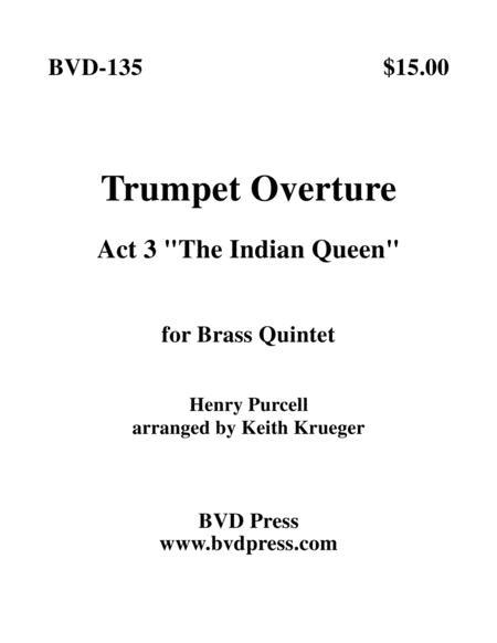 Trumpet Overture
