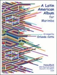 Latin American Album For Marimba
