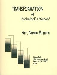 Transformation of Pachelbel's Canon