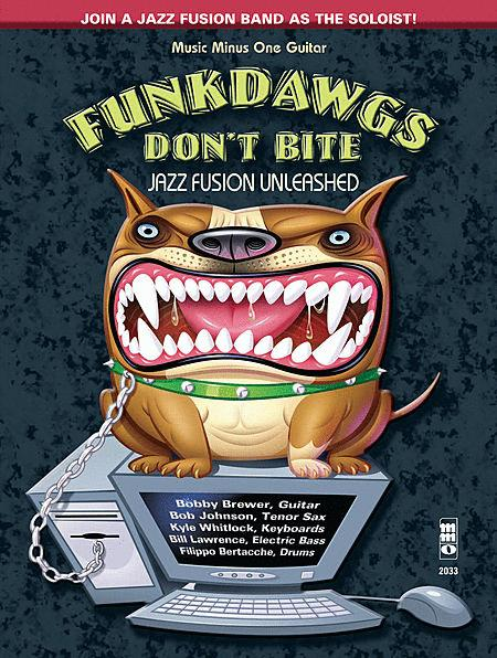 Funkdawgs Don't Bite - Jazz Fusion Unleashed