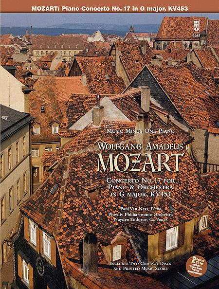 Mozart - Concerto No. 17 in G Major, KV453