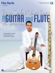 Bossa, Samba and Tango Duets for Guitar and Flute Plus Percussion