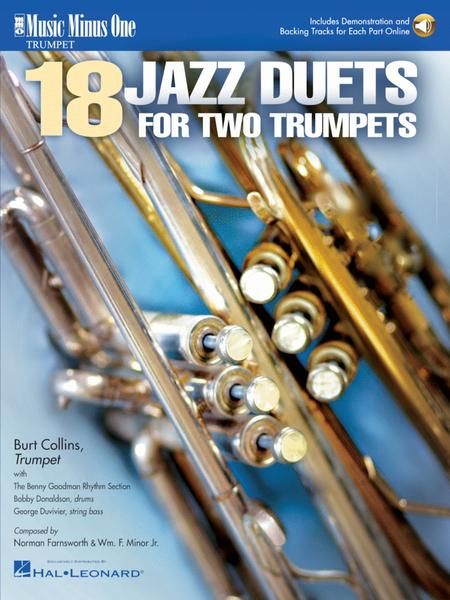 Burt Collins - Trumpet Duets in Jazz