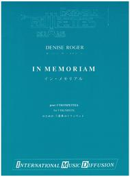 In Memoriam