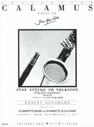 Funf Stucke im Volkston Op. 102