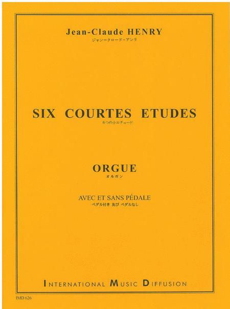 6 Courtes Etudes