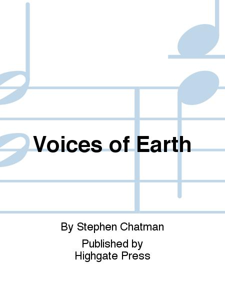 Voices of Earth: No. 3 Voices of Earth
