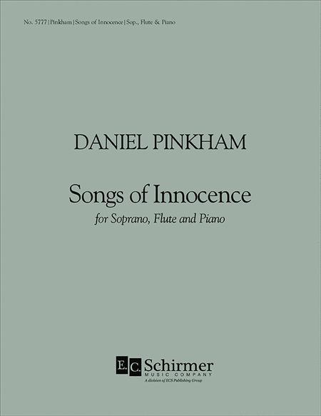 Songs of Innocence (Score & Part)