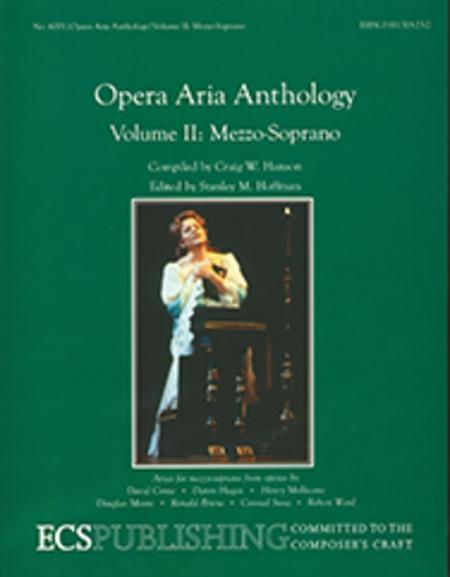 Opera Aria Anthology, Volume 2 (Mezzo-Soprano)