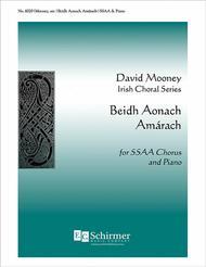 Beidh Aonach Amarach (Tomorrow there'll be a fair)