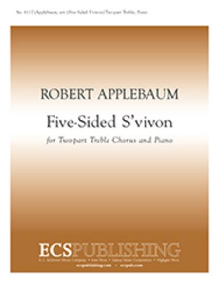 Five-Sided S'vivon (Choral Score)