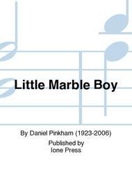 Little Marble Boy
