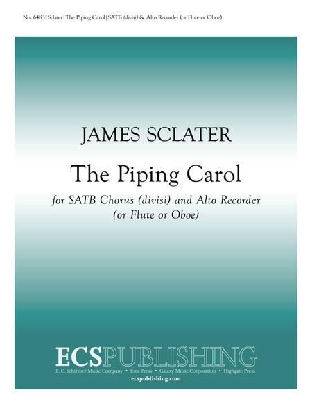 The Piping Carol (Choral Score)